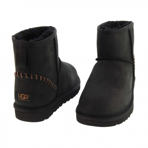 UGG highkoo bottes noires