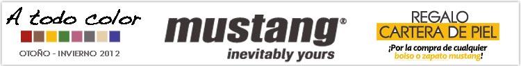compra online calzado mustang