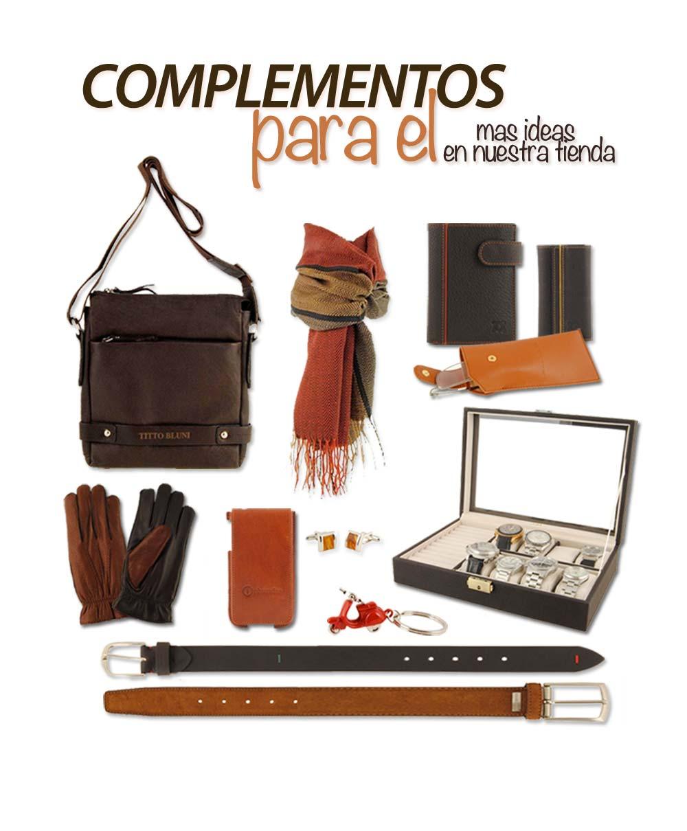 complementos y accesorios para hombre moda invierno 2012