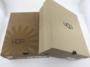 modelo antiguo frente a nuevo ugg