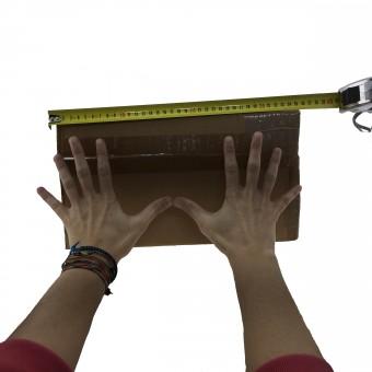 medidas maleta cabina ryanair dos palmos