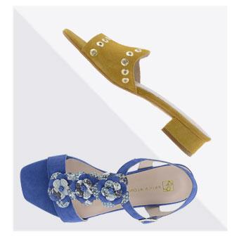 Sandalias-planas-azul
