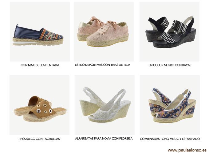 mejor sitio web b839e e627a alpargatas de yute mujer 2016 ropa y accesorios en mercado ...